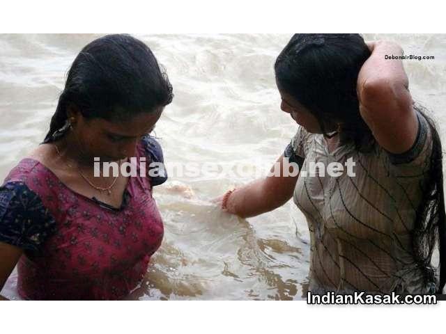 Pool swimming indian hot girls