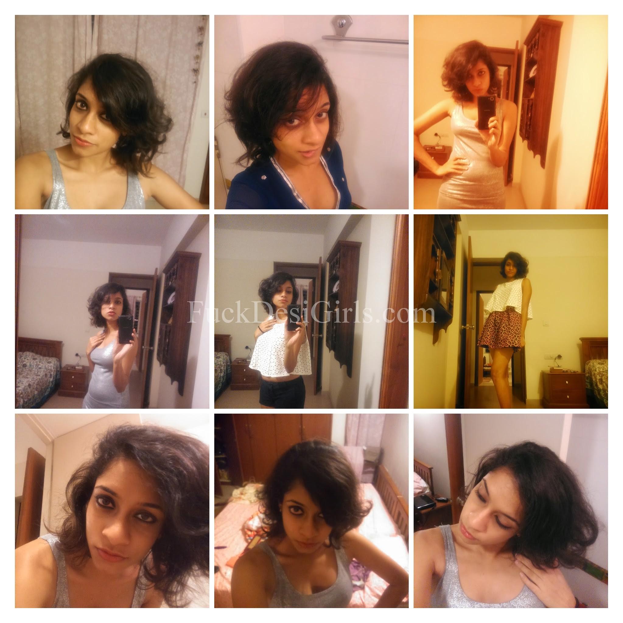 Bangalore girlfriend leaked mms 7