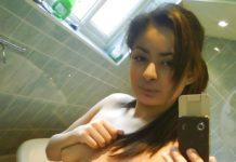 Delhi Public School Teen Girlfriend Naked Topless Leaked Selfie Pics