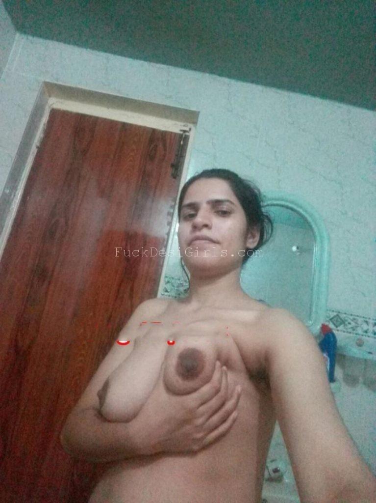 Big tits short hair