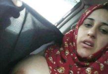Hijabi mulli tharki aunty ki bade boobs ki photo