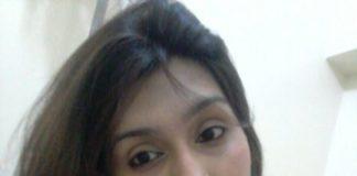 XXX Desi Delhi GF nude boobs selfie for bf
